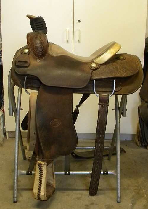 used saddle